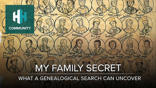 My Family Secret: What A Genealogical Search Can Uncover