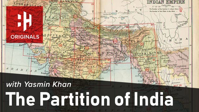 Yasmin Khan on the Indian Partition