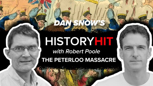 The Peterloo Massacre with Robert Poole