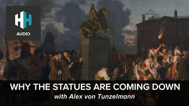 🎧 Why the Statues Are Coming Down