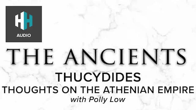 🎧 Thucydides: Thoughts on the Athenia...