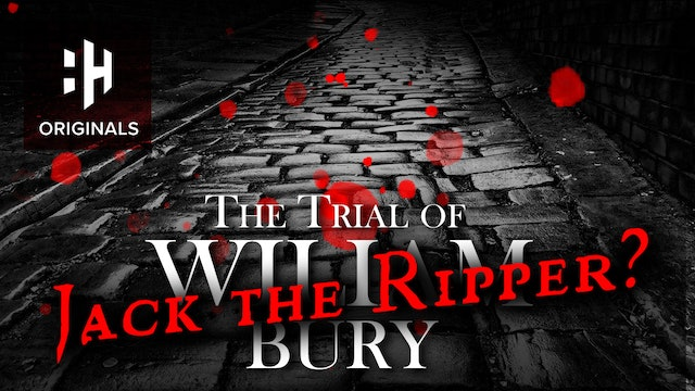 The Trial of Jack The Ripper?