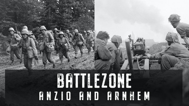 Anzio and Arnhem
