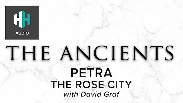 🎧 Petra: The Rose City