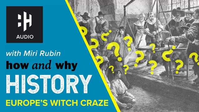 🎧 Europe's Witch Craze