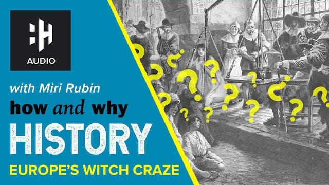 🎧 Europe's Witch Craze