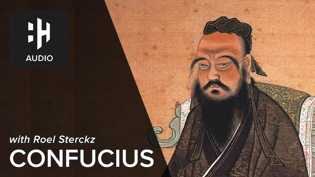 🎧 Confucius with Roel Sterckx