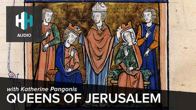 🎧 Queens of Jerusalem
