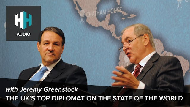 🎧 The UK's Top Diplomat on the State ...