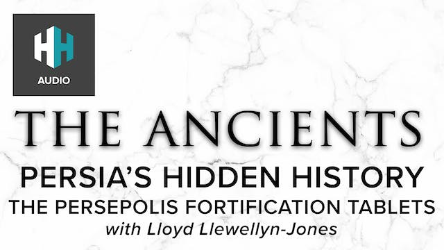 🎧 Persia's Hidden History: The Persep...