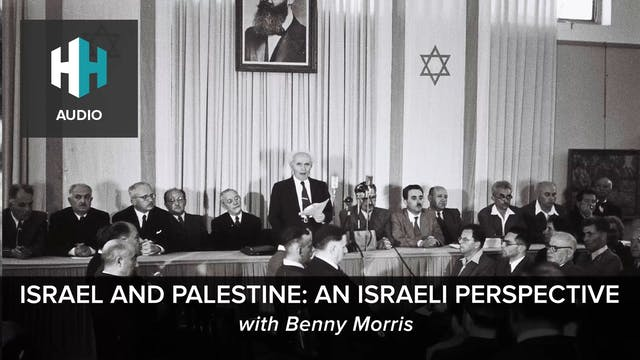 🎧 Israel and Palestine: An Israeli Pe...