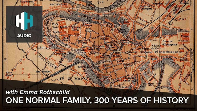 🎧 One Normal Family, 300 Years of History