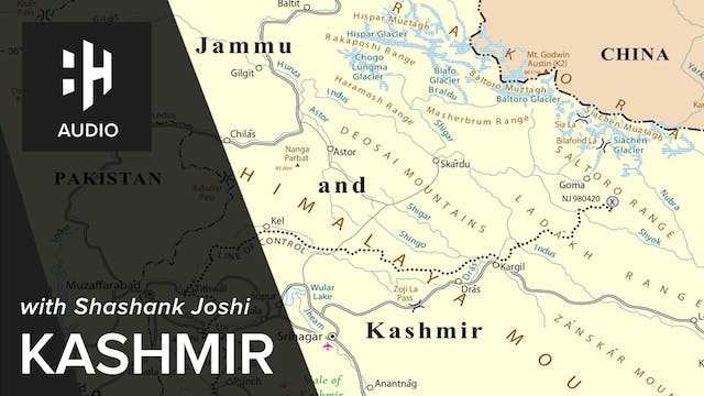🎧 Kashmir with Shashank Joshi