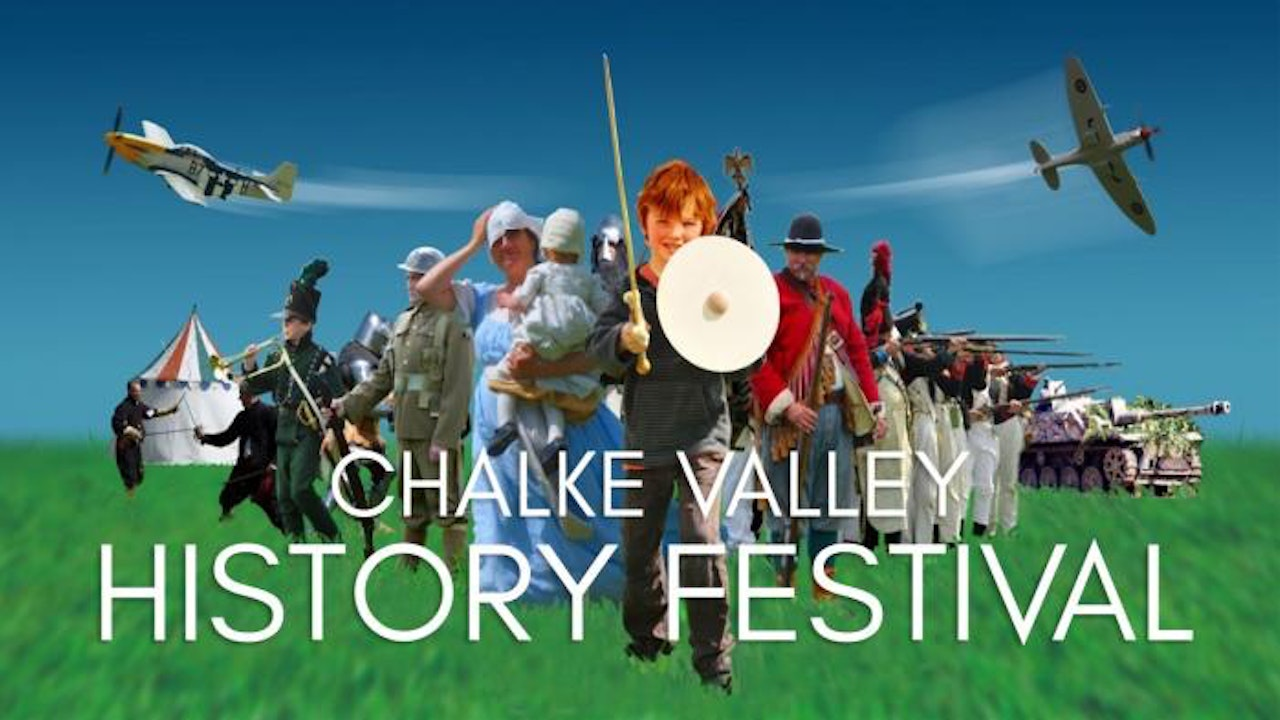 HistoryHit at Chalke Valley History Festival