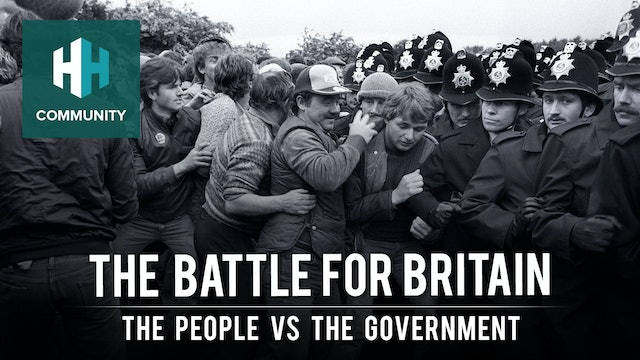 The Battle for Britain: The People Vs The Government