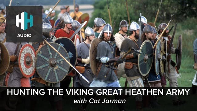 🎧 Hunting the Viking Great Heathen Army