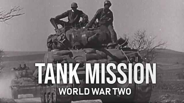 Tank Mission World War Two