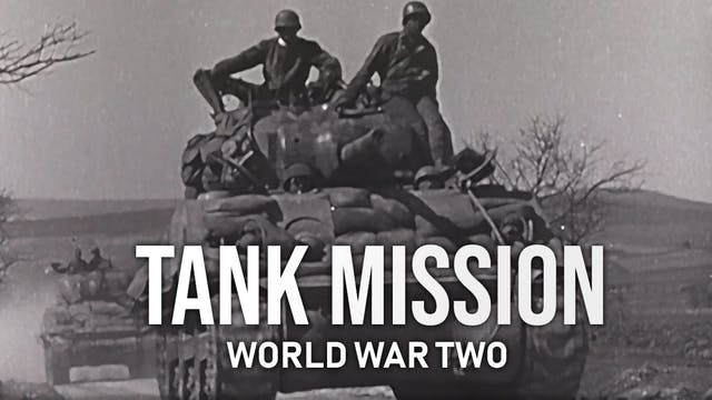 Tank Mission World War Two