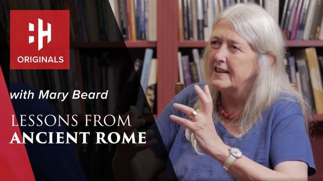 Mary Beard on Lessons from Ancient Rome