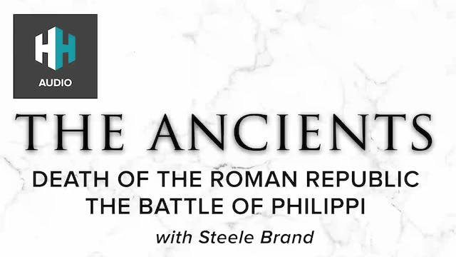 🎧 The Battle of Philippi: Death of th...