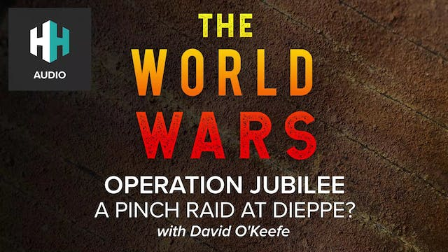 🎧 Operation Jubilee: A Pinch Raid at ...