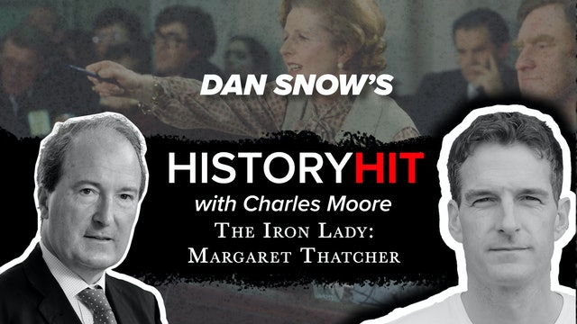 The Iron Lady: Margaret Thatcher with Charles Moore