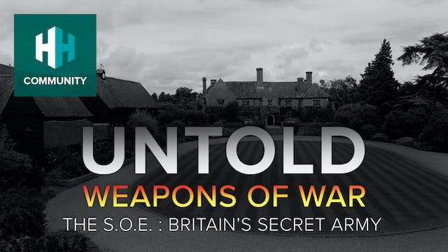 The S.O.E.: Britain's Secret Army