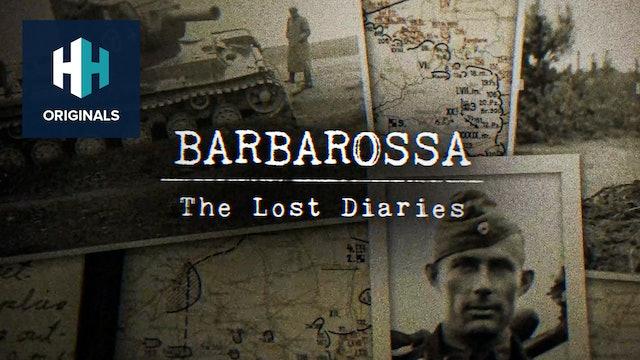 Barbarossa: The Lost Diaries