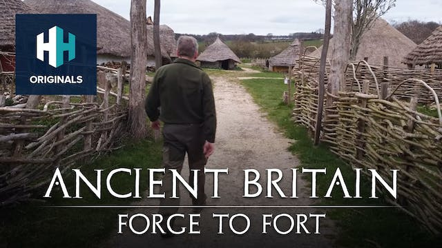 Ancient Britain with Ray Mears: Forge...