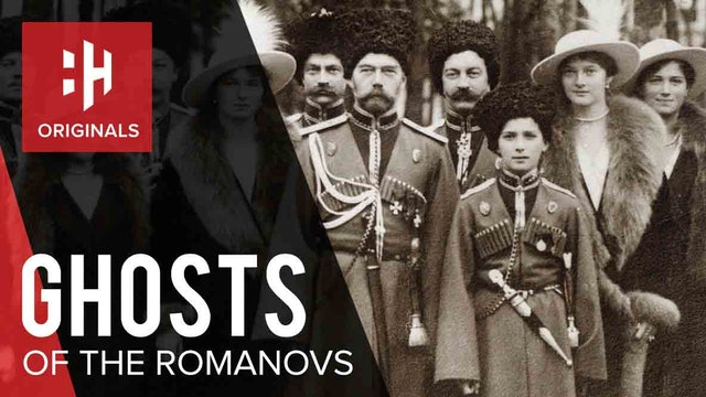 Ghosts of the Romanovs