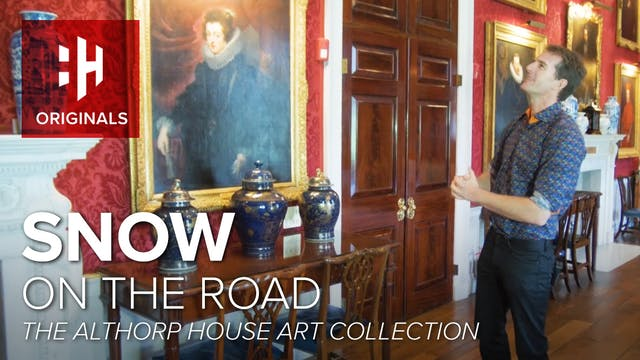 A Tour of the Althorp House Art Colle...