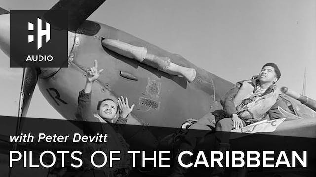🎧 Pilots of the Caribbean with Peter ...