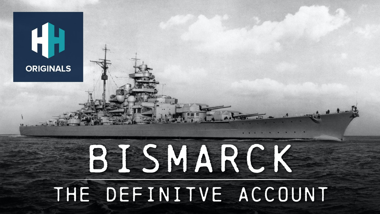 Bismarck: The Definitive Account