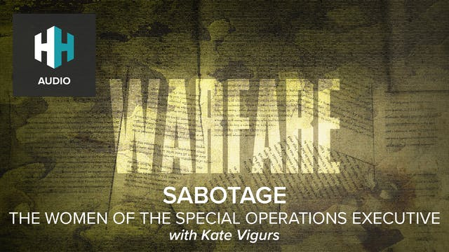 🎧 Sabotage: The Women of the Special ...