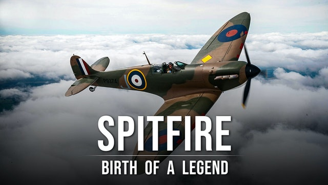 Spitfire: Birth of a Legend