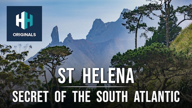 St Helena: Secret of the South Atlantic