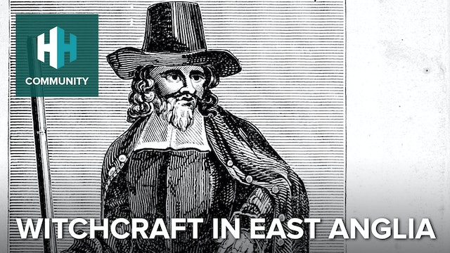 Witchcraft in East Anglia