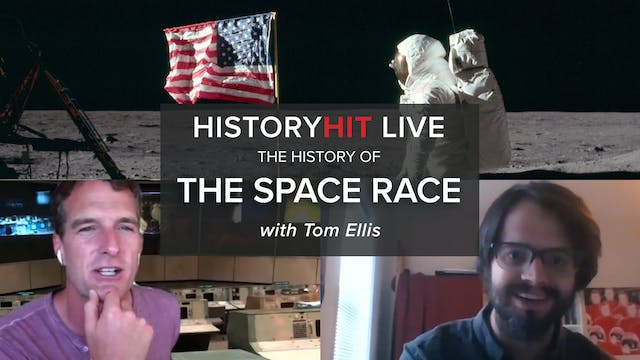 The History of The Space Race