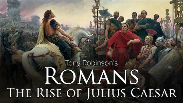 🎧 Tony Robinson's Romans: The Rise of Julius Caesar
