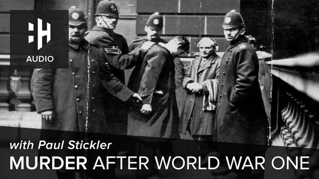🎧 Murder After World War One with Pau...