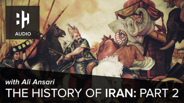 🎧 The History of Iran: Part 2 with Al...