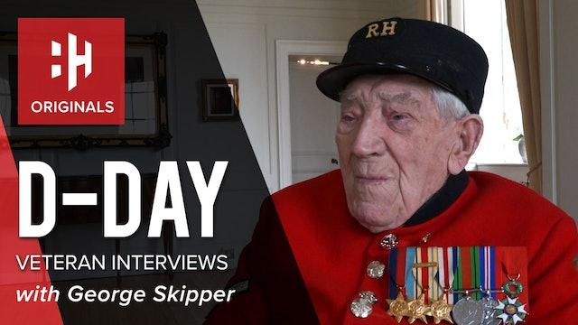 D-Day Veteran Interviews: George Skipper