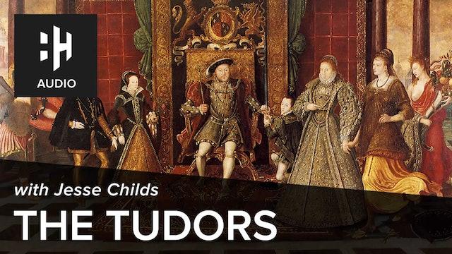 🎧 Jessie Childs on The Tudors