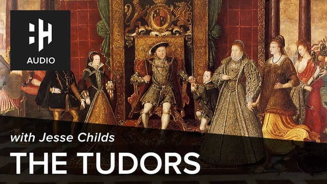🎧 Jessie Childs on The Tudors