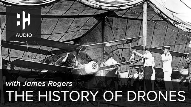 🎧 The History of Drones with James Ro...