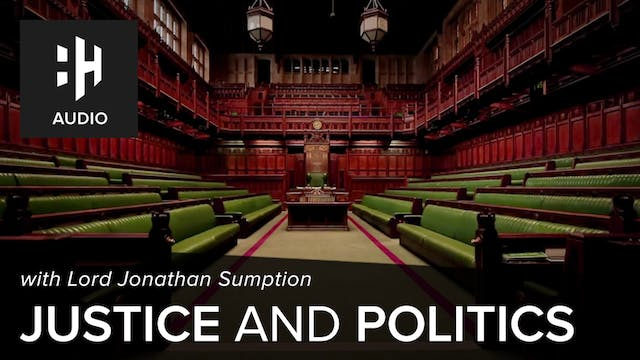 🎧 Lord Jonathan Sumption on Justice a...