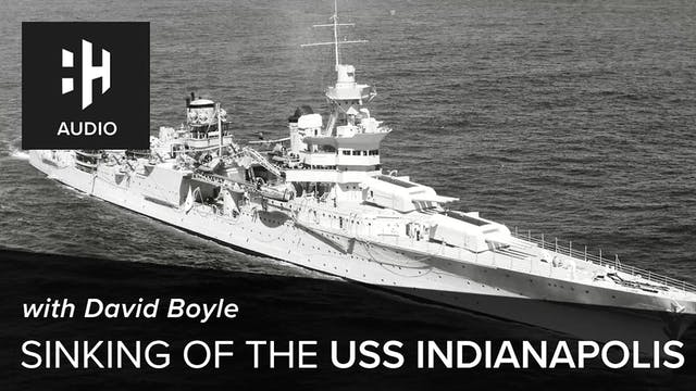 🎧 Sinking of the USS Indianapolis wit...