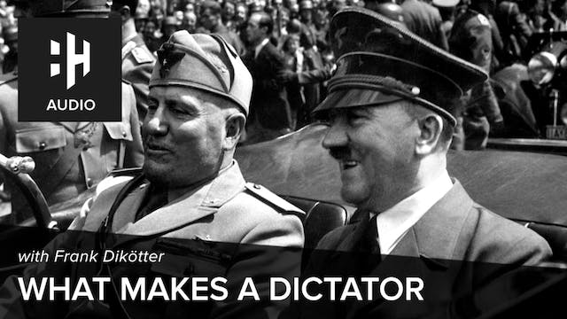 🎧 What Makes a Dictator with Frank Di...