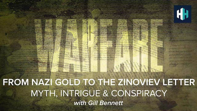 🎧 From Nazi Gold to the Zinoviev Lett...