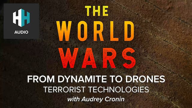 🎧 From Dynamite to Drones: How Terror...